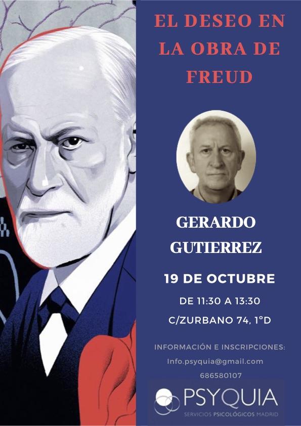 A vueltas con el deseo (Lección 1): El deseo en la obra de Freud