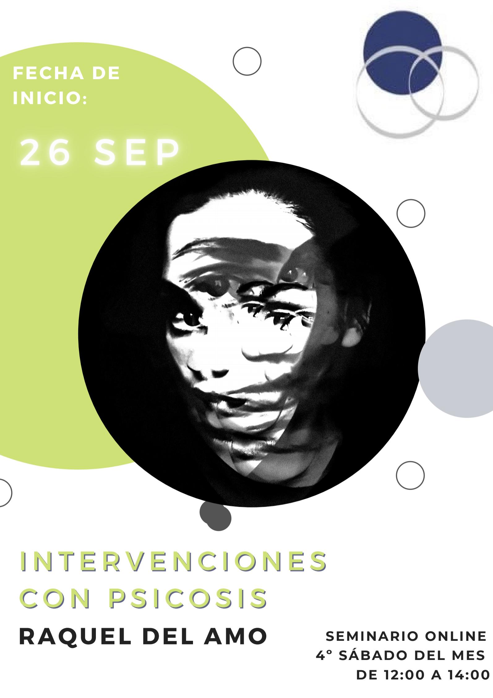 Seminario intervenciones con psicosis (Grupo 2 Perplejidad). Raquel del Amo