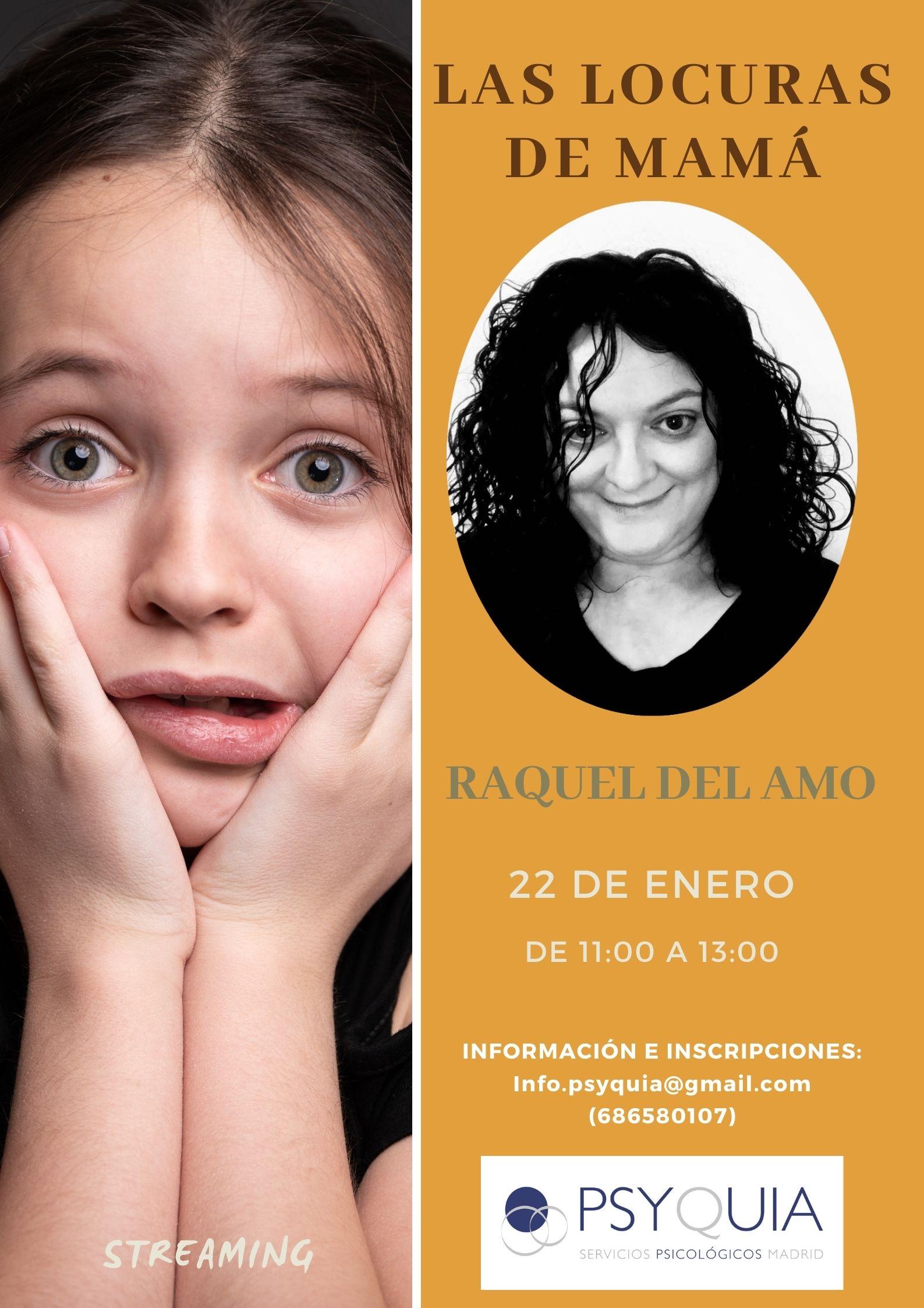 """22/01/22 Lección 4 """"Las locuras de mamá"""". III Ciclo: Las caras de la psicosis – Raquel del Amo"""